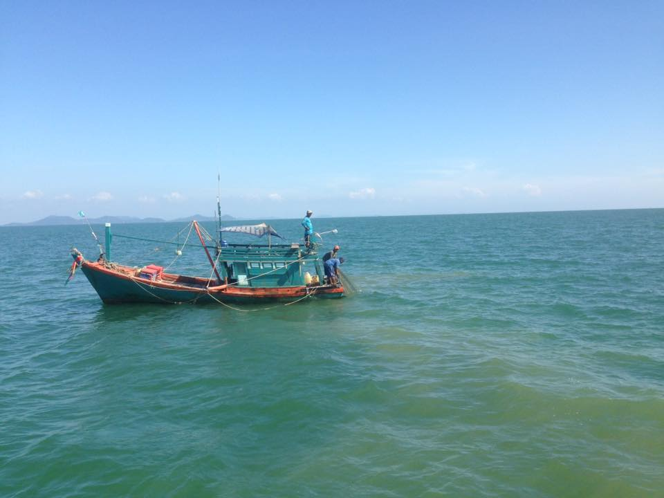 Illegal Trawlers